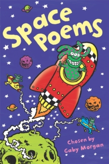Space Poems, Paperback Book