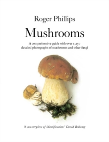 Mushrooms, Paperback / softback Book