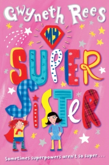 My Super Sister, Paperback Book