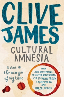 Cultural Amnesia : Notes in the Margin of My Time, Paperback Book