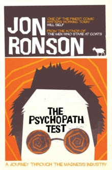 The Psychopath Test, Paperback Book
