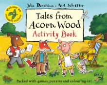 Tales from Acorn Wood Activity Book, Paperback Book