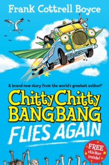Chitty Chitty Bang Bang Flies Again, Paperback / softback Book
