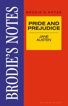 Austen: Pride and Prejudice, Paperback / softback Book