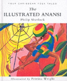 The Illustrated Anansi, Paperback Book