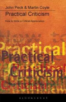 Practical Criticism, Paperback Book