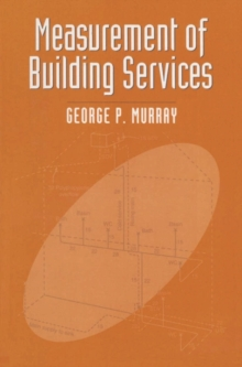 Measurement of Building Services, Paperback / softback Book