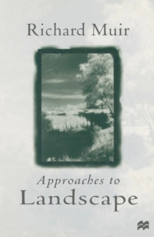 Approaches to Landscape, Paperback / softback Book