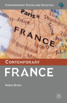 Contemporary France, Paperback Book
