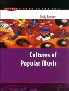 CULTURES OF POPULAR MUSIC, Paperback / softback Book