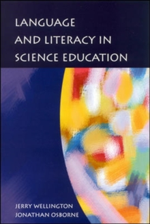 Language and Literacy in Science Education, Paperback / softback Book
