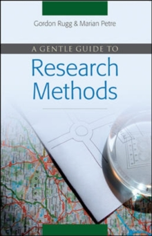 A Gentle Guide to Research Methods, Paperback / softback Book