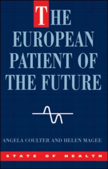 The European Patient Of The Future, PDF eBook