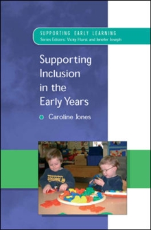 Supporting Inclusion In The Early Years, PDF eBook