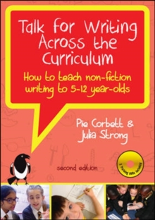 Talk for Writing across the Curriculum with DVDs: How to teach non- fiction Writing to 5-12 year-olds, DVD video Book