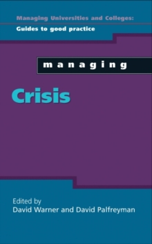Managing Crisis, PDF eBook