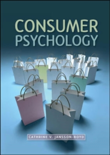Consumer Psychology, Paperback Book