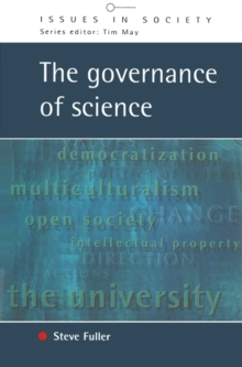 Governance Of Science, PDF eBook