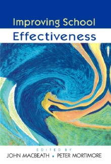 Improving School Effectiveness, PDF eBook
