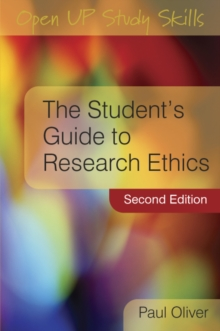 The Student'S Guide To Research Ethics, PDF eBook