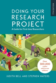 Doing Your Research Project Doing Your Research Project: A Guide for First-time Researchers, Paperback / softback Book
