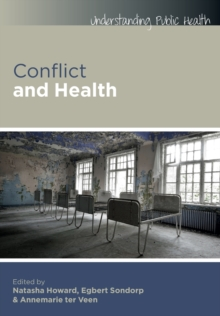 Conflict and Health, Paperback Book