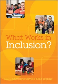 What Works in Inclusion?, Paperback / softback Book