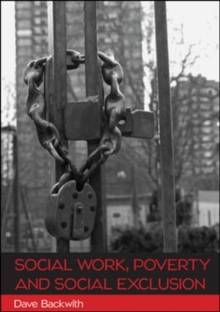 Social Work, Poverty and Social Exclusion, Paperback Book