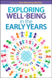 Exploring Wellbeing in the Early Years, Paperback / softback Book