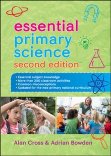 Essential Primary Science, Paperback Book