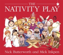 The Nativity Play, Paperback Book