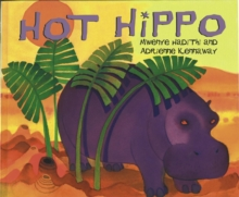 African Animal Tales: Hot Hippo, Paperback Book