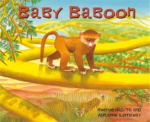 African Animal Tales: Baby Baboon, Paperback Book