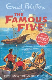 Famous Five: Five On A Treasure Island : Classic cover edition: Book 1, Paperback Book