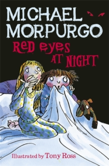 Red Eyes At Night, Paperback Book