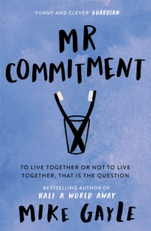 Mr Commitment, Paperback / softback Book