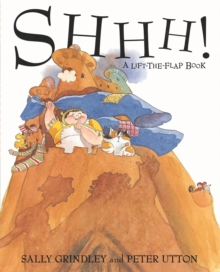 Shhh! Lift-the-Flap Book, Paperback / softback Book