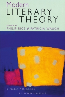 Modern Literary Theory : A Reader, Paperback Book