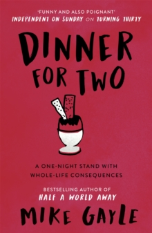 Dinner for Two, Paperback / softback Book