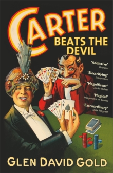 Carter Beats the Devil, Paperback Book