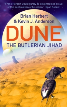 The Butlerian Jihad, Paperback / softback Book