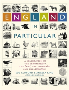 England In Particular : A celebration of the commonplace, the local, the vernacular and the distinctive, Hardback Book