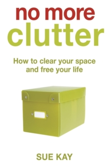 No More Clutter, Paperback / softback Book