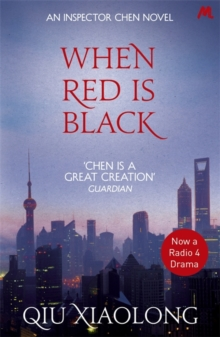 When Red is Black : Inspector Chen 3, Paperback Book