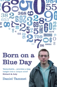 Born On a Blue Day, Paperback Book