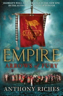 Arrows of Fury: Empire II, Paperback Book