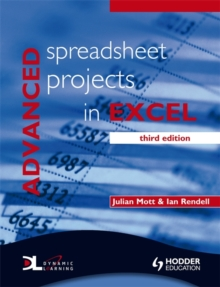 Advanced Spreadsheet Projects in Excel, Paperback Book