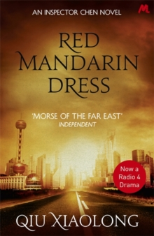 Red Mandarin Dress : Inspector Chen 5, Paperback Book