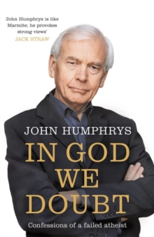 In God We Doubt, Paperback / softback Book