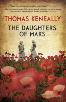 The Daughters of Mars, Paperback Book